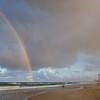 Main Beach rainbow, Queensland.
