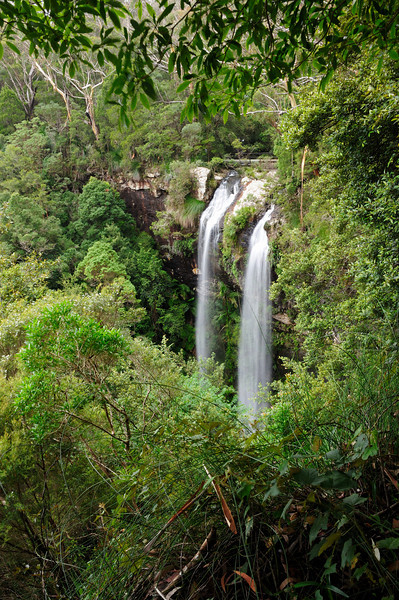 Twin Falls Springbrook, Queensland.