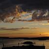 Sydney sunrise from Potts Point.