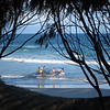 Surfboat, Main Beach, Queensland.