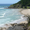 Wategos Beach, Byron Bay, New South Wales.