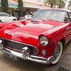 Red Corvette, Main Beach, Gold Coast, Queensland.