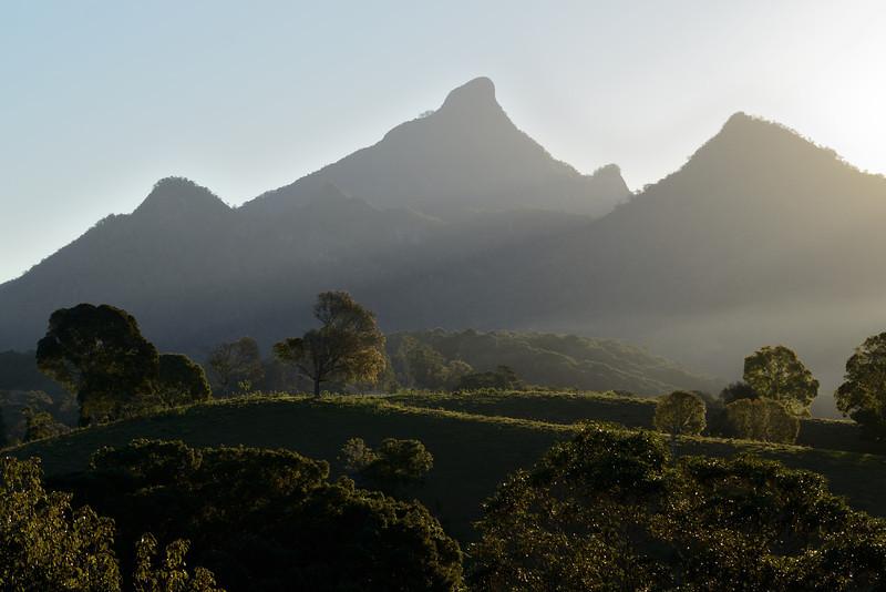 Mt Warning, New South Wales.