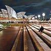 Vivid Festival Sydney. Sydney Opera House.