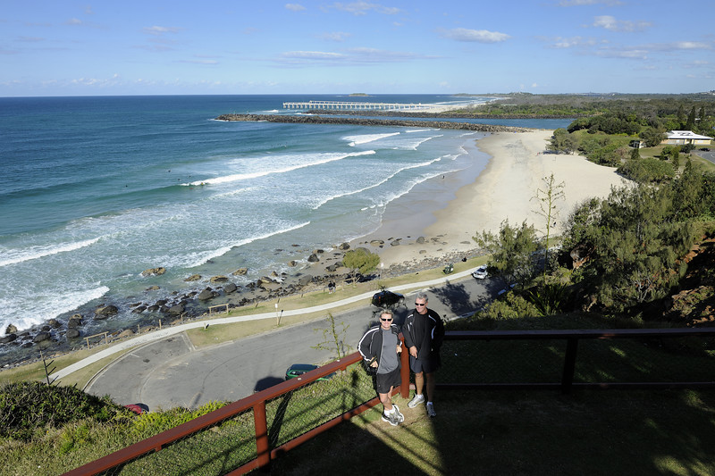 Pt. Danger, The Tweed, New South Wales, Australia.