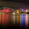 Viivid festival. Sydney.