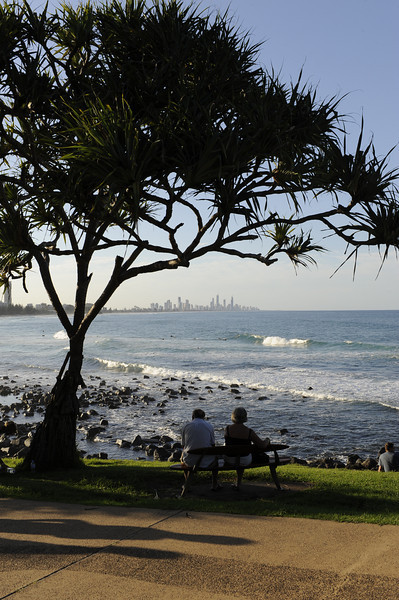 Burleigh Heads,  Gold Coast, Queensland.