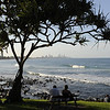 Burleigh Heads,  Gold Coast, Queensland.