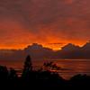 Seven Mile Beach sunrise, New South Wales. Composite Image.