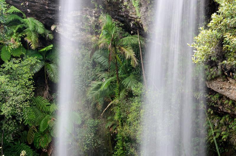 Twin Falls Springbrook, Queensland.