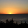 Main Beach sunrise, Queensland.<br /> Version 2