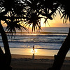 Surfers Paradise sunrise, Gold Coast, Queensland.