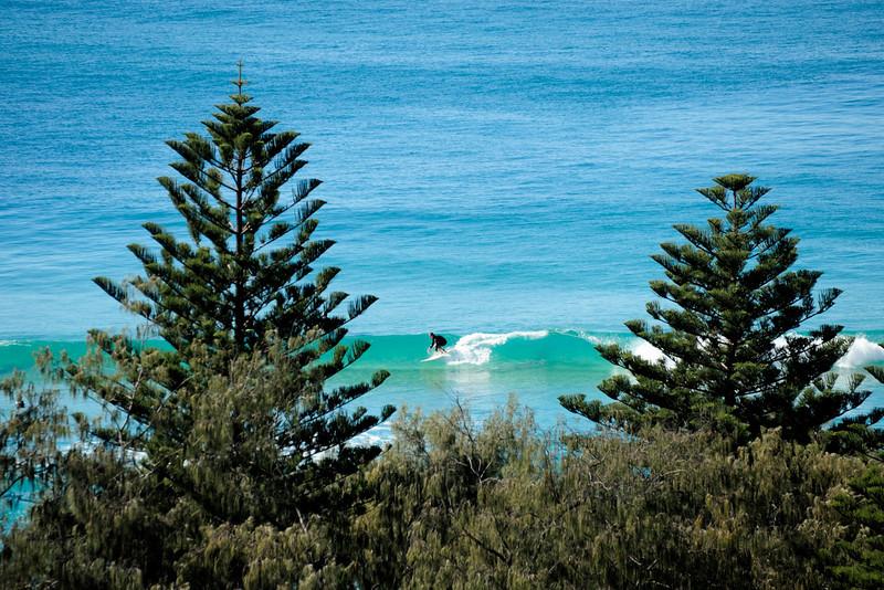 Main Beach, Gold Coast, Queensland.