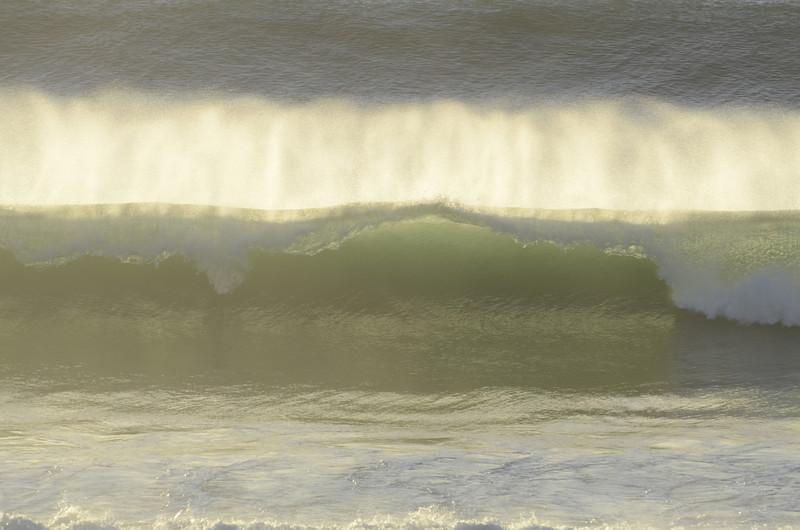 Waves, Main Beach, Gold Coast, Queensland.