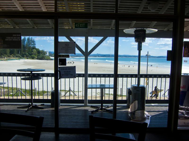 Rainbow Bay Surf Life Saving Club, New South Wales.