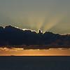 Main Beach sunrise, Gold Coast, Queensland.