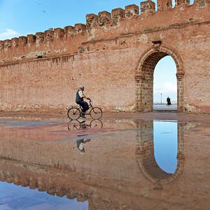 Forteresse d'Essaouira (Maroc)