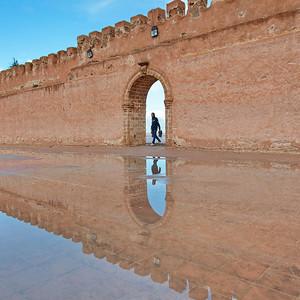 Essaouira, reflets, Maroc