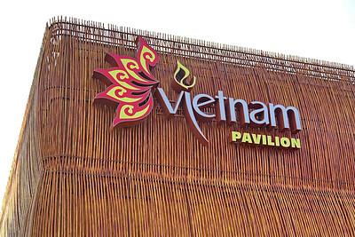 Pavillon du Vietnam Chine, Shanghai, Expo universelle