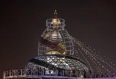 Pavillon Népal Chine, Shanghai, Expo universelle