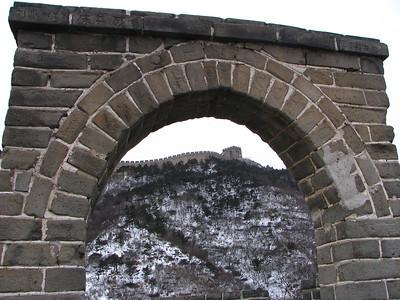 Grande Muraille fin février 2005 005 C6Mouton
