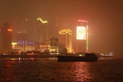 Shanghai, 2007, bund