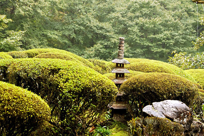 Japon, Kyoto, Hermitage Shisen do