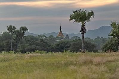 plaine des 1000 pagodes, Taung Huni