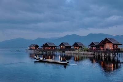 Lac Inlé - Myanmar (Birmanie)