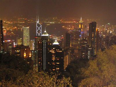 Hong Kong nuit 08