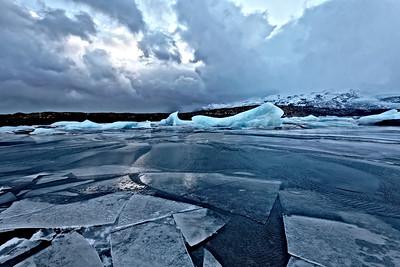 Dramaturgie glaciaire