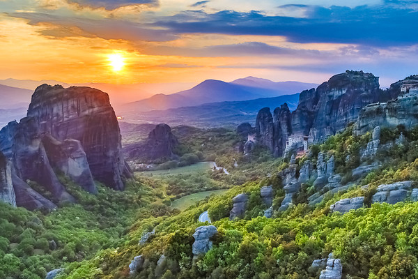 Meteora Magnificence