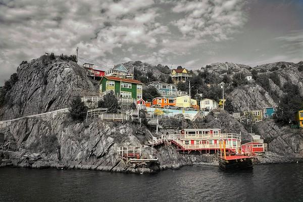 Color Cliffs