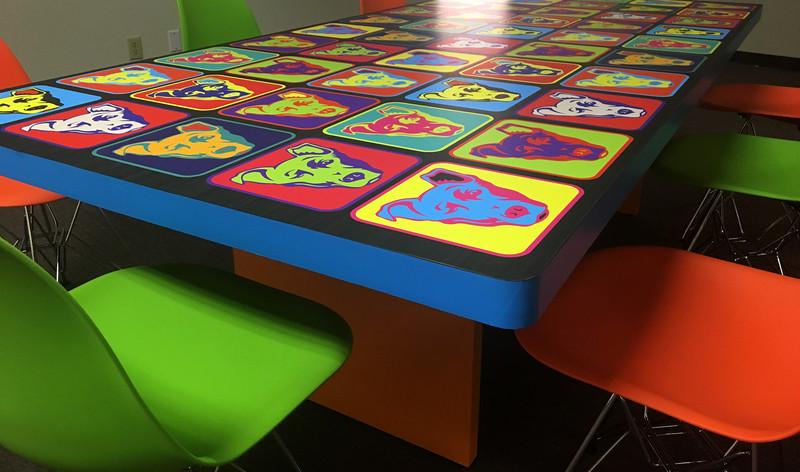 Media Table