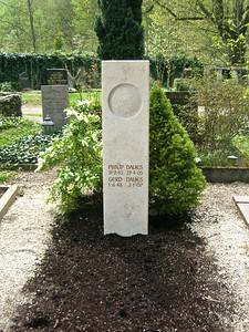 Kalkstein Stele