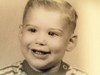 my brother Stephen when he was  a little kid