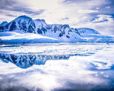 Bright Reflections, Antarctica