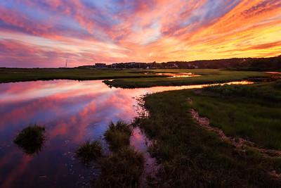 Tidal Marsh Reflections
