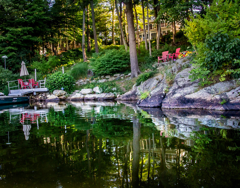 Lakehouse Reflections