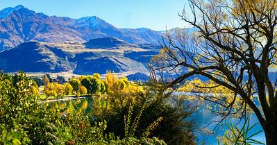 Fall Colors at Lake Wanaka