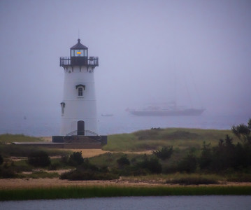 Passing in the Fog