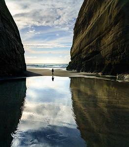 Coastal Reflections at Abel Tasman Park