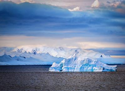 Antarctica Seascape