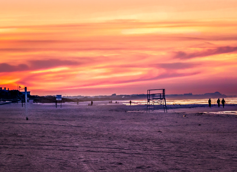 Sunrise Swirls - Sandestin, Florida