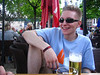 philipp having a kolsch