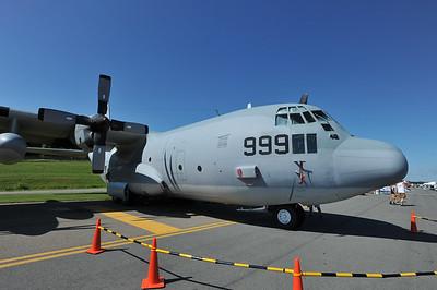 C-130 Static Display