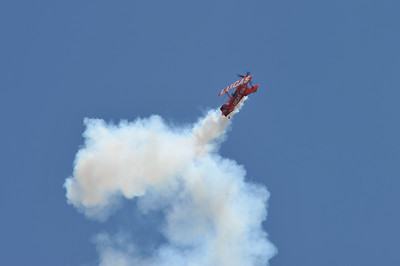 Mike Wiskus in the Lucas Oil Pitts