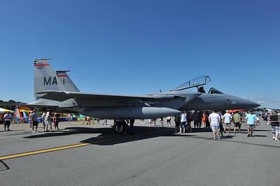 F-15 Static Display