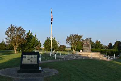 Oceana Flame of Hope Memorial