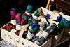 sock yarn in the sun